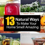 13+ Natural Ways To Make Your Home Smell Amazing