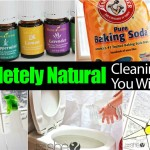 3 Completely Natural Cleaning Recipes You Will Love