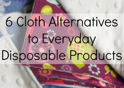 6-Cloth-Alternatives-to-Everyday-Disposable-Products