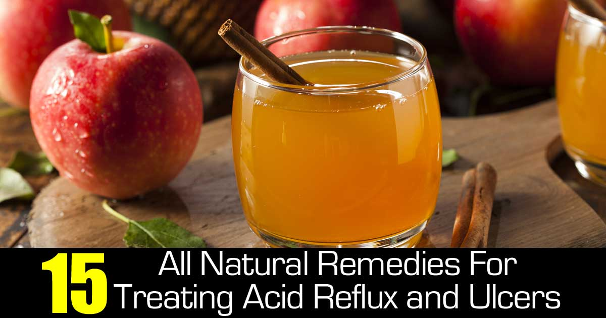 How To Treat Heartburn And Acid Reflux Naturally