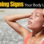 10 Warning Signs Your Body Lacks Water