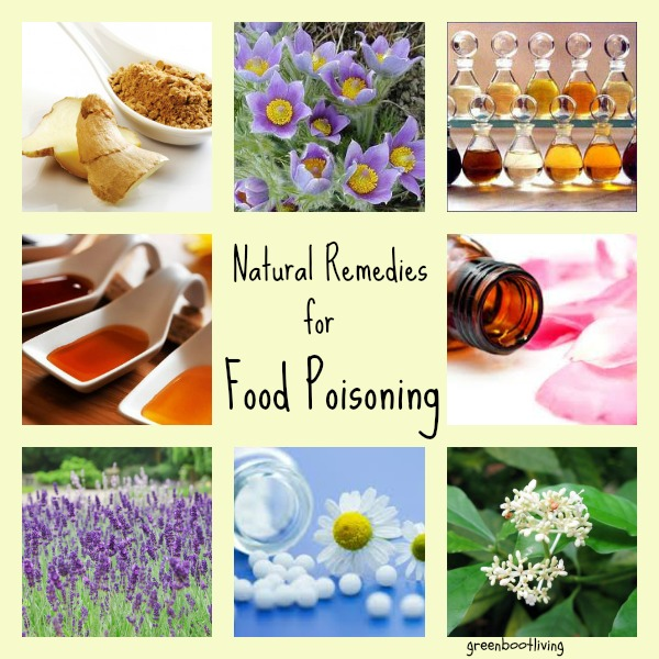 Natural Solution For Food Poisoning