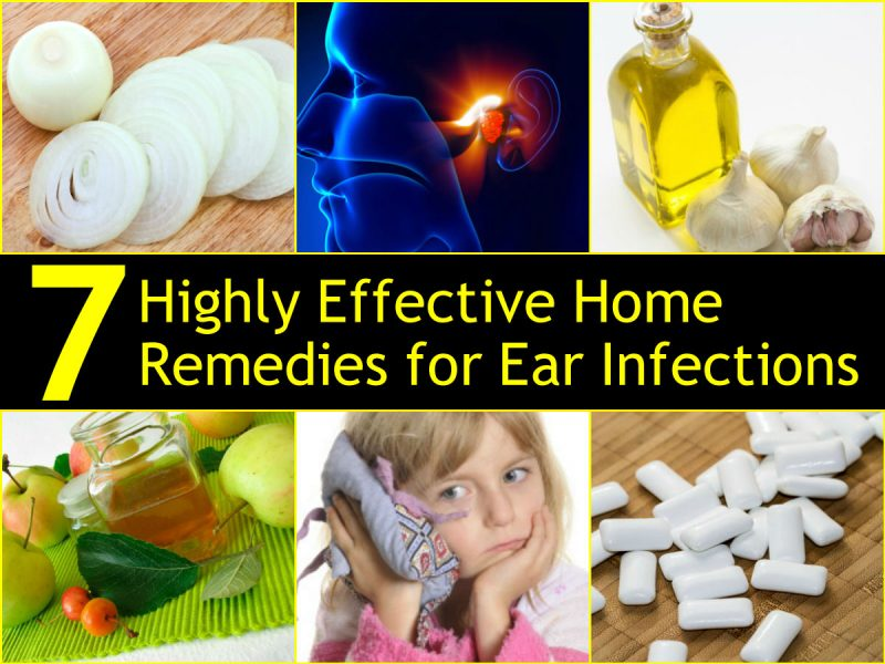 What Antibiotic For Ear Infection In Adults