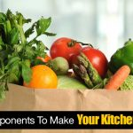 6 Top Components To Create The Best Organic Kitchen