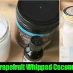 Lavender Grapefruit Whipped Coconut Oil Lotion