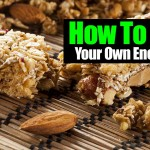 How To Make Your Own Energy Bars