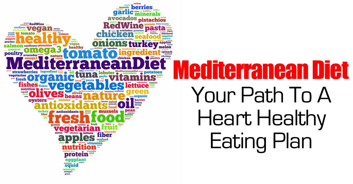 Mediterranean Diet Your Path To A Heart Healthy Eating Plan