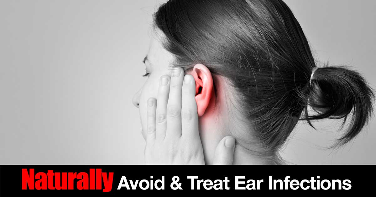 How to cure or at least soothe an ear infection  Pose83
