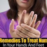 Home Remedies To Treat Numbness In Your Hands And Feet