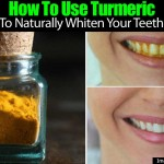 How To Use Turmeric To Naturally Whiten Your Teeth